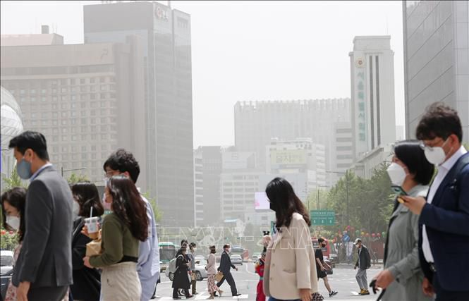 Hàn Quốc xếp hạng thấp về mức độ hạnh phúc trong khối OECD Ảnh 1