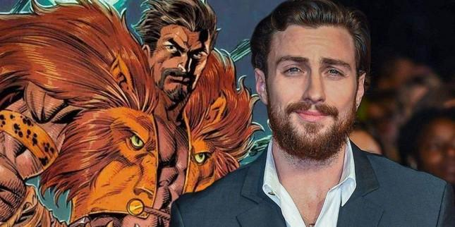 'Quicksilver' nhà Marvel 'đổi phe' sang làm vai phản diện của Spider-Man trong phim riêng Ảnh 1