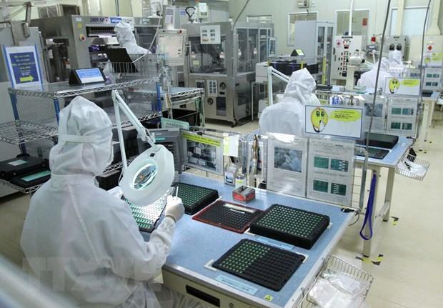 Sản xuất công nghiệp vẫn tăng khá bất chấp dịch bệnh Ảnh 1