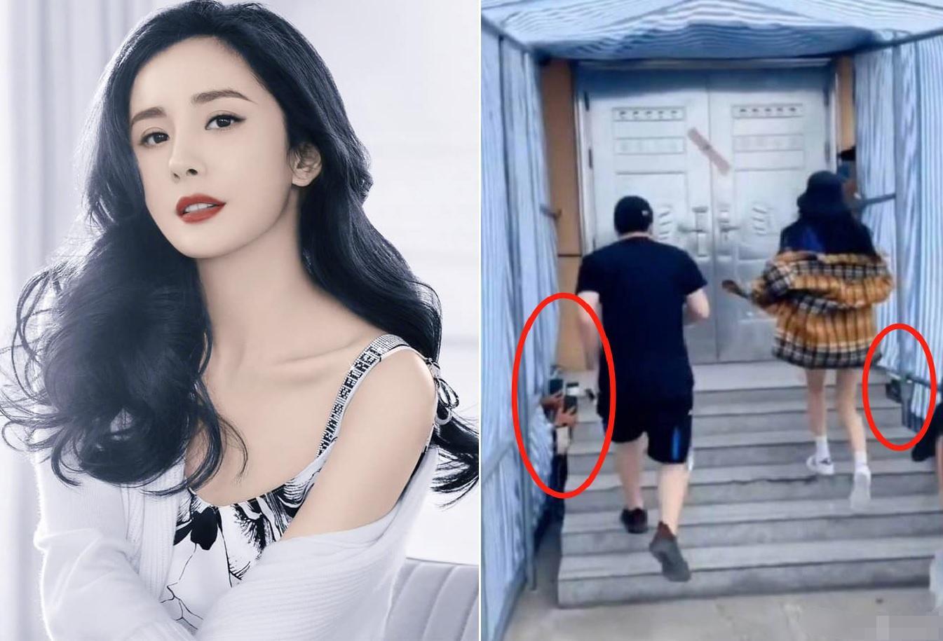 Trương Hàm Vận cầu xin paparazzi không chụp ảnh nhạy cảm Ảnh 3