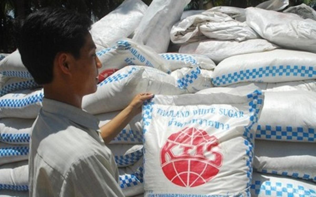 Bộ Nông nghiệp đề nghị hạn ngạch nhập hơn 108.000 tấn đường năm 2021 Ảnh 1