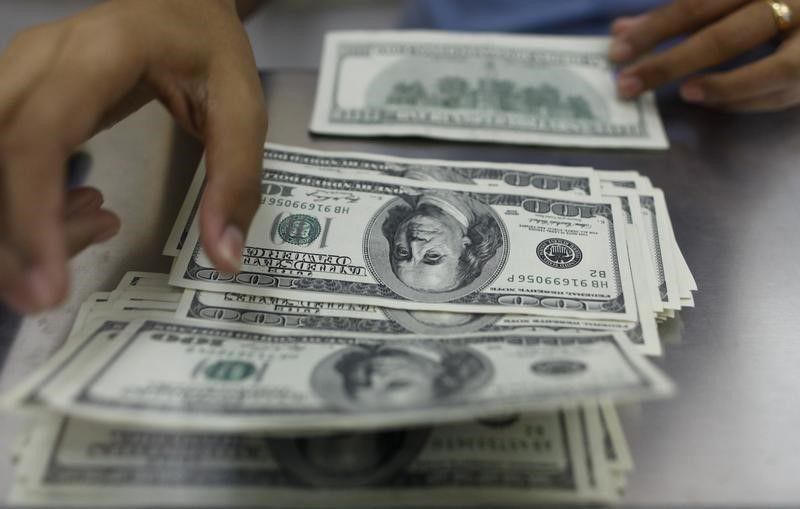 Tỷ giá ngoại tệ ngày 31/5: Đua cùng vàng, USD tăng giá Ảnh 1