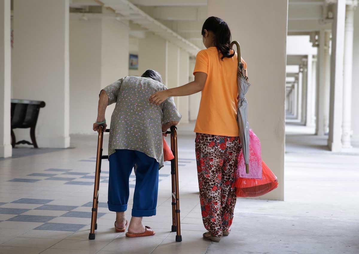 Gia đình 12 người ở Singapore phải cách ly vì nữ giúp việc là F0 Ảnh 2