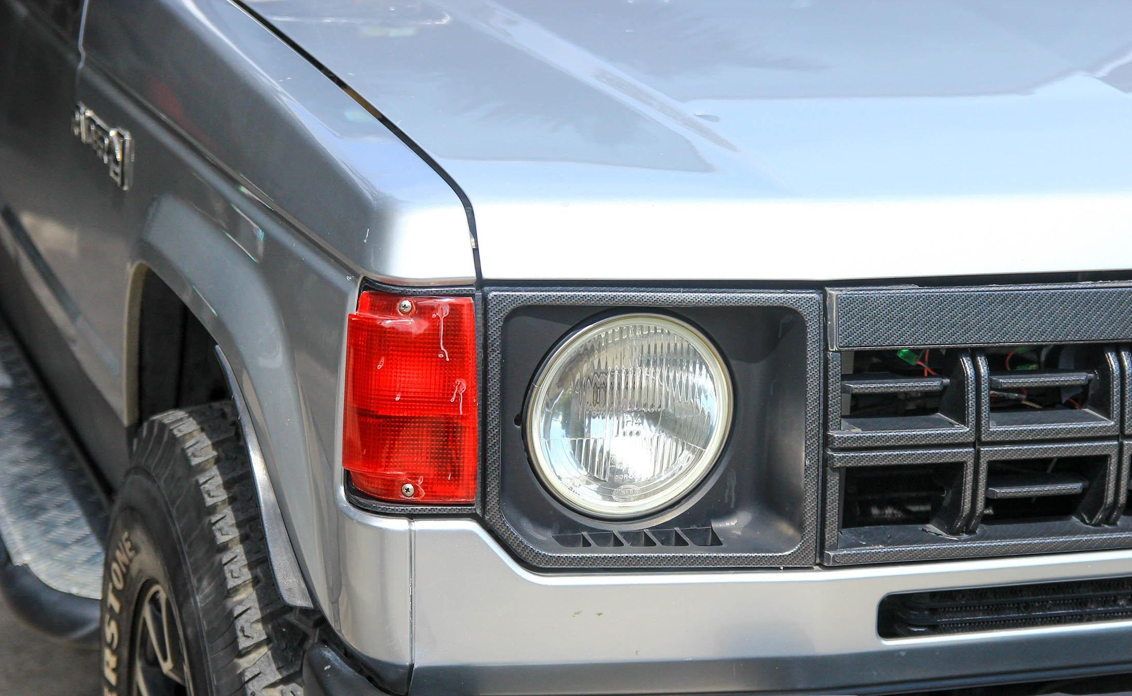 Chi tiết Dodge Raider - xe cổ hiếm gặp tại Việt Nam Ảnh 3