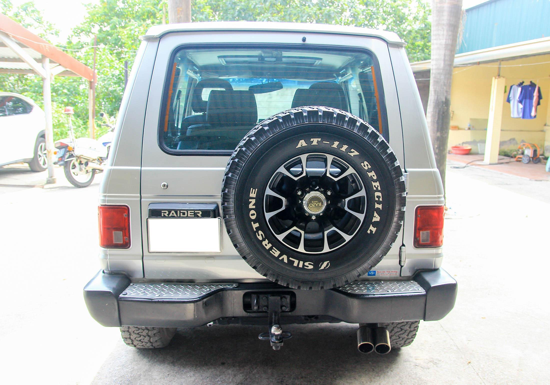 Chi tiết Dodge Raider - xe cổ hiếm gặp tại Việt Nam Ảnh 5