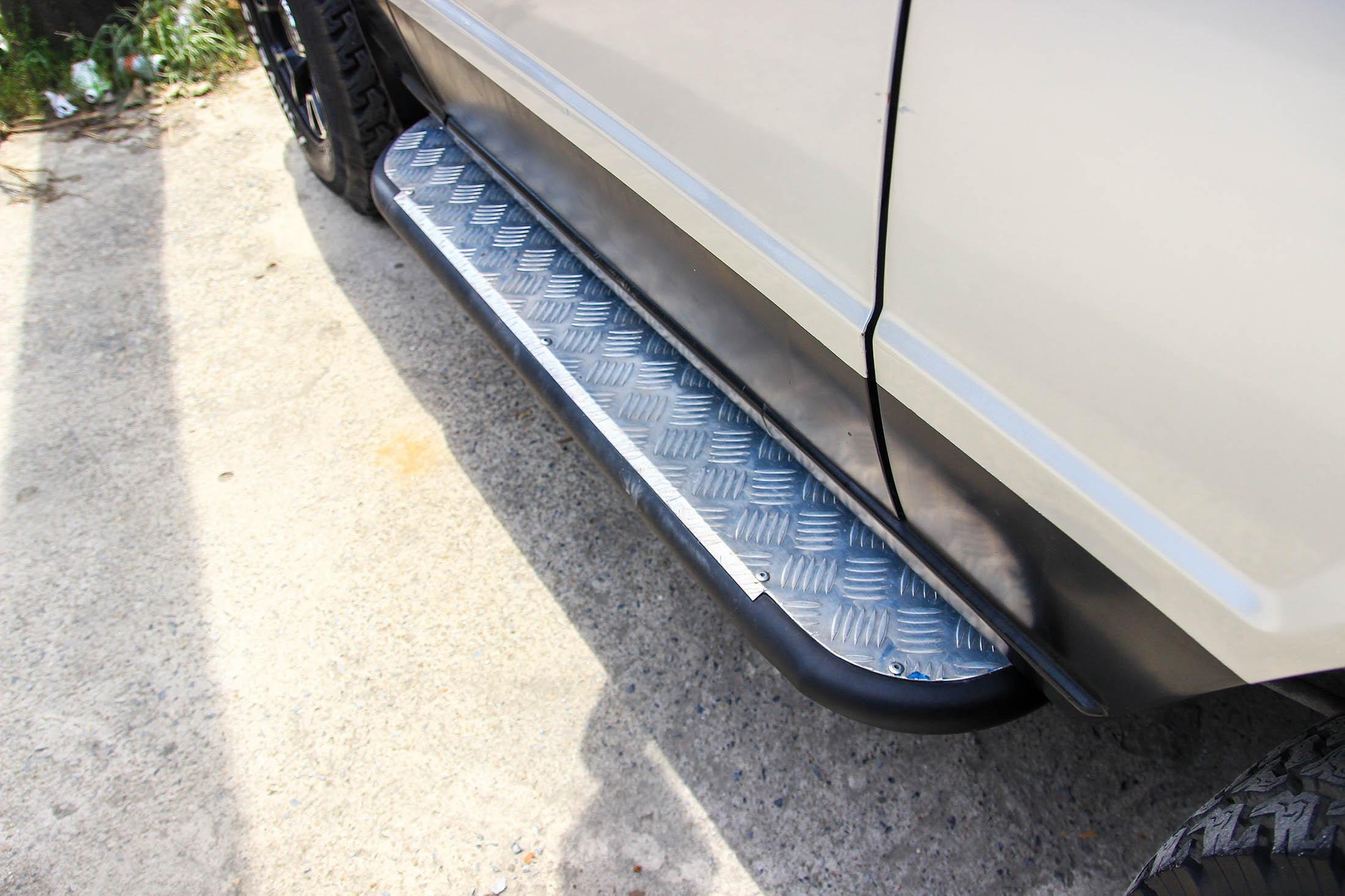 Chi tiết Dodge Raider - xe cổ hiếm gặp tại Việt Nam Ảnh 10