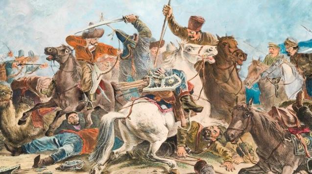 Lịch sử quá trình nước Nga sáp nhập các quốc gia khu vực Trung Á Ảnh 2