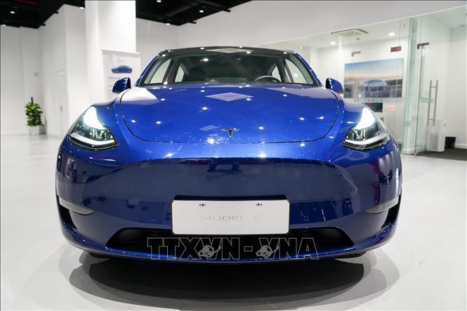 Tesla thu hồi gần 6.000 xe tại Mỹ để khắc phục lỗi phanh Ảnh 1