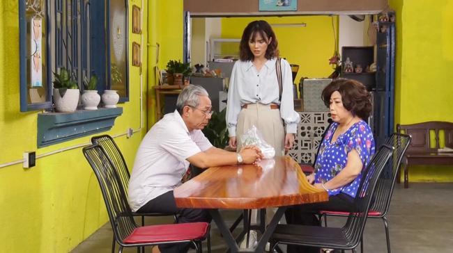Nghệ sĩ Trung Dân công khai tình cảm với Phi Phụng ở Kiếm chồng cho mẹ chồng Ảnh 3