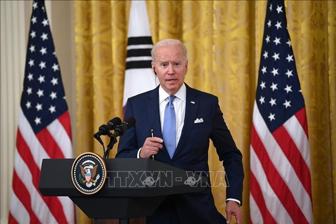 Tổng thống Mỹ công bố chi tiết kế hoạch chia sẻ vaccine với các nước khác Ảnh 1