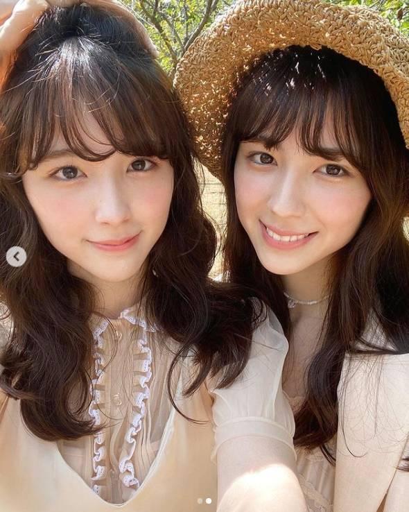 Cặp song sinh con lai Nhật Bản - Iran vừa đẹp lại giỏi gây sốt mạng Ảnh 6