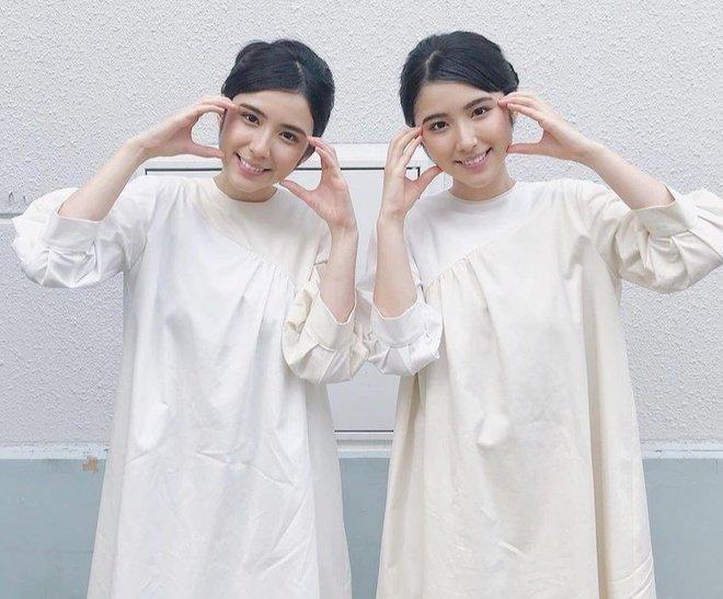 Cặp song sinh con lai Nhật Bản - Iran vừa đẹp lại giỏi gây sốt mạng Ảnh 5