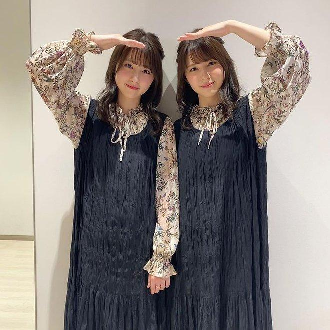 Cặp song sinh con lai Nhật Bản - Iran vừa đẹp lại giỏi gây sốt mạng Ảnh 4