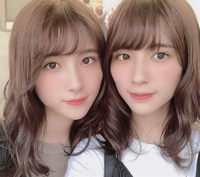 Cặp song sinh con lai Nhật Bản - Iran vừa đẹp lại giỏi gây sốt mạng Ảnh 2