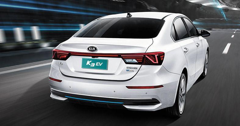Kia K3 bất ngờ có phiên bản chạy thuần điện Ảnh 6