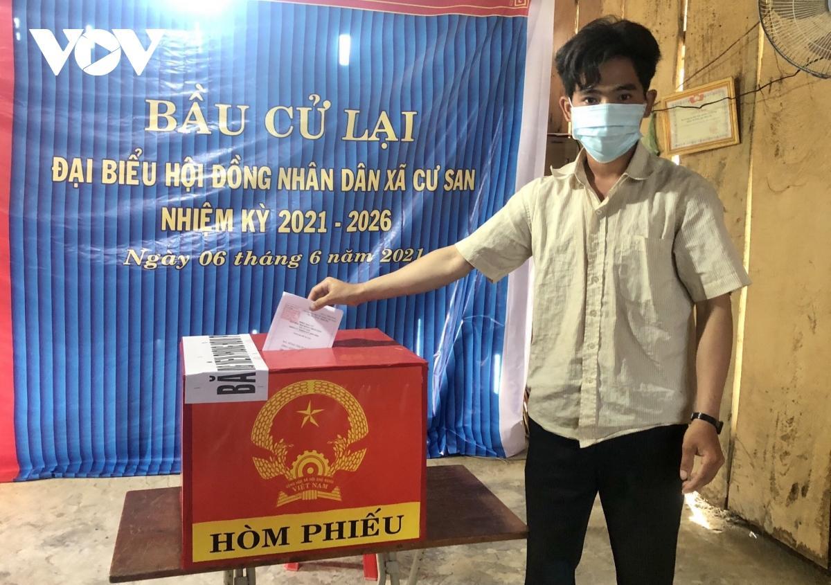 Đắk Lắk bầu cử lại đại biểu HĐND xã tại ba đơn vị bầu cử Ảnh 1