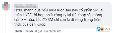 Netizen tranh cãi nguyên do BTS và EXO không về chung một nhà, SM - HYBE không thể hòa hợp Ảnh 2