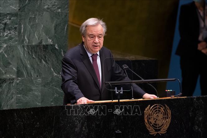 Tổng thư ký LHQ Antonio Guterres đắc cử nhiệm kỳ hai Ảnh 1