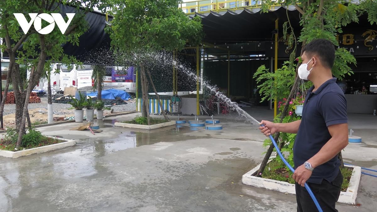 Đà Nẵng trước thời điểm cho phép một số lĩnh vực kinh doanh trở lại: Nơi hồ hởi, chỗ e dè! Ảnh 6