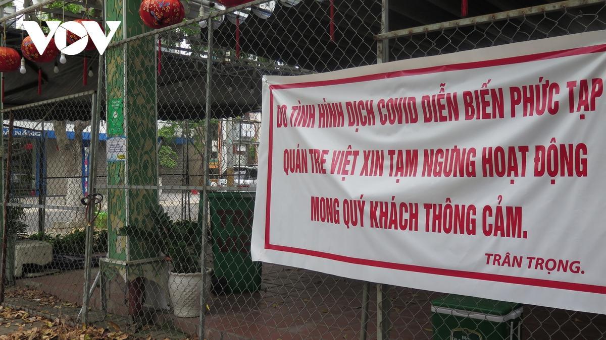 Đà Nẵng trước thời điểm cho phép một số lĩnh vực kinh doanh trở lại: Nơi hồ hởi, chỗ e dè! Ảnh 8