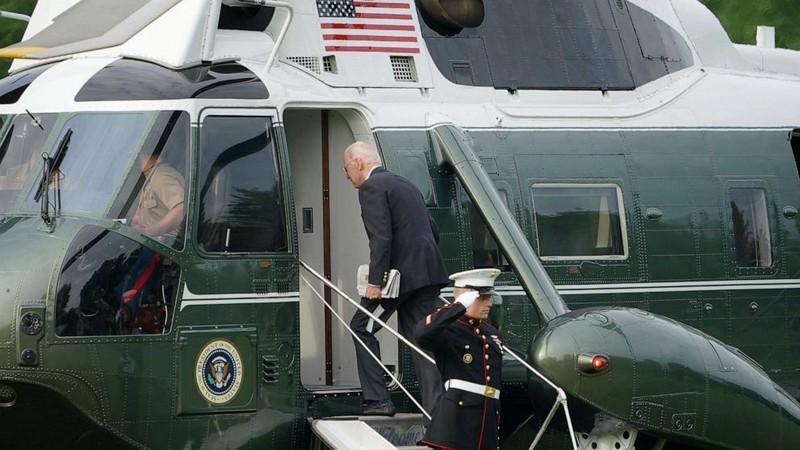 Ông Biden bắt đầu chuyến công du 8 ngày, đến châu Âu và sẽ gặp ông Putin Ảnh 3