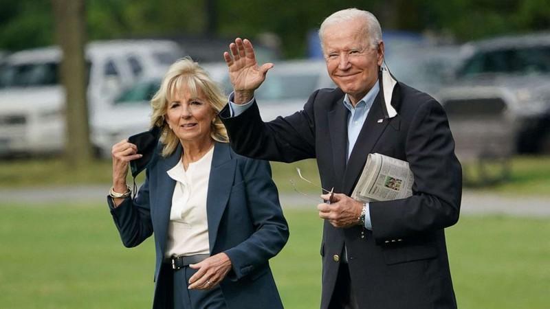Ông Biden bắt đầu chuyến công du 8 ngày, đến châu Âu và sẽ gặp ông Putin Ảnh 1