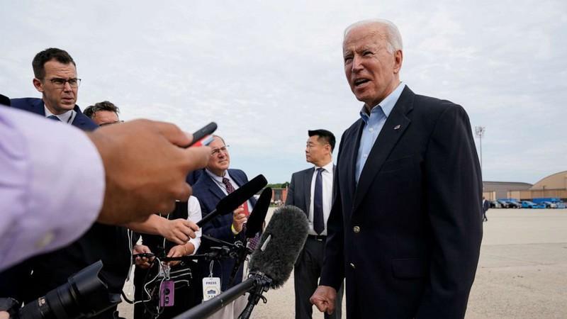Ông Biden bắt đầu chuyến công du 8 ngày, đến châu Âu và sẽ gặp ông Putin Ảnh 2