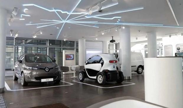 Renault thành lập trung tâm sản xuất ôtô điện lớn nhất châu Âu Ảnh 1