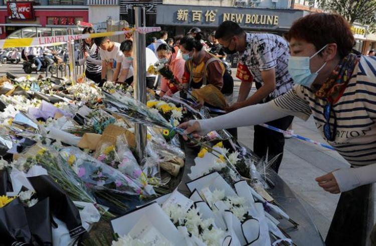 Trung Quốc đau đầu với các vụ đâm chém hàng loạt Ảnh 1
