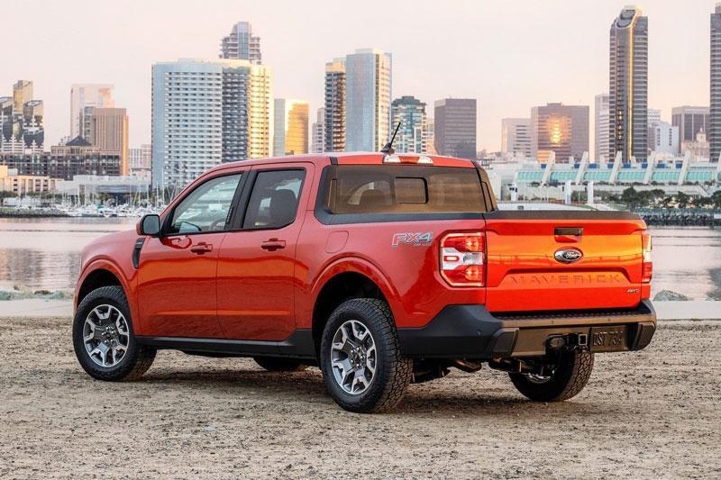 Ford giới thiệu xe bán tải hoàn toàn mới, giá gần 460 triệu đồng Ảnh 2