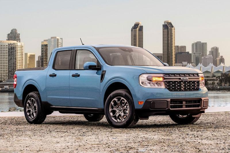 Ford giới thiệu xe bán tải hoàn toàn mới, giá gần 460 triệu đồng Ảnh 1