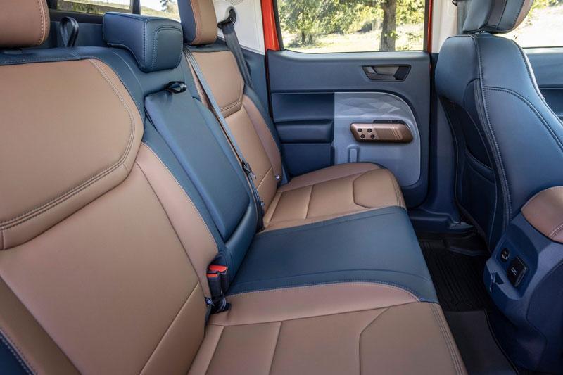 Ford giới thiệu xe bán tải hoàn toàn mới, giá gần 460 triệu đồng Ảnh 5