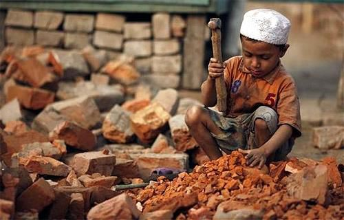 Chấm dứt lao động trẻ em! Ảnh 1
