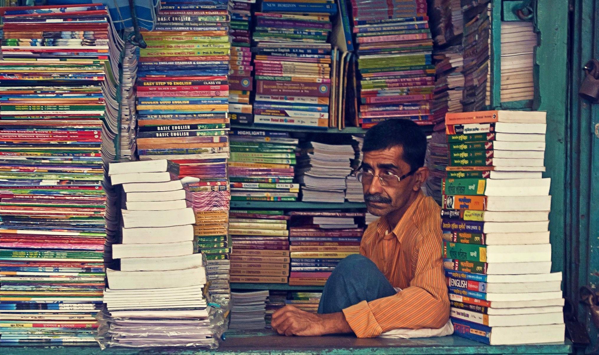 Cơn ác mộng của ngành xuất bản Ấn Độ Ảnh 1