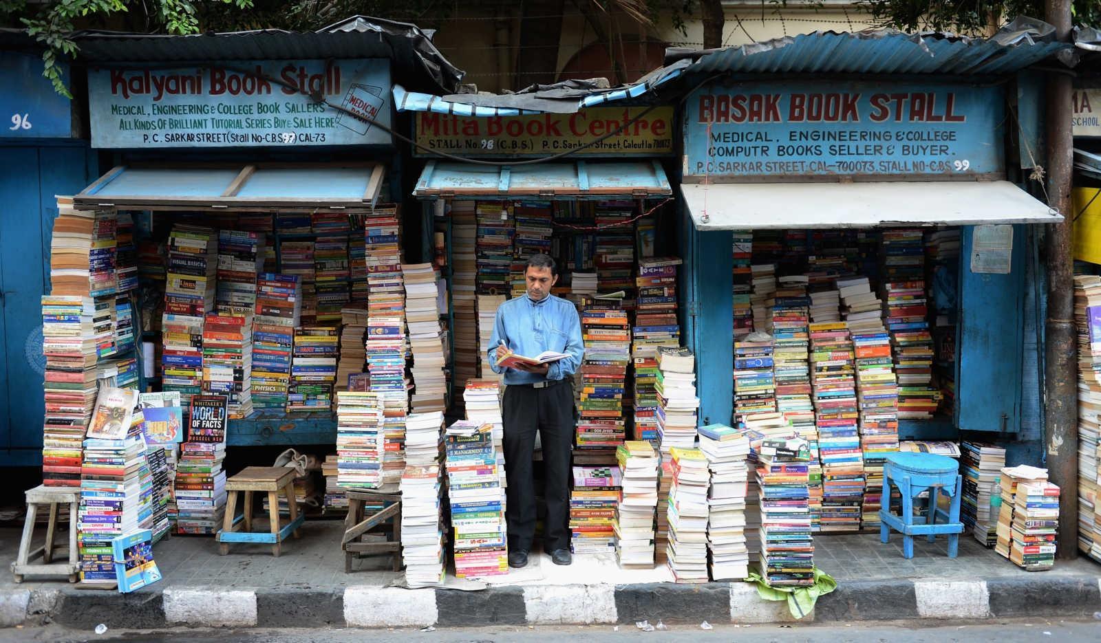Cơn ác mộng của ngành xuất bản Ấn Độ Ảnh 2