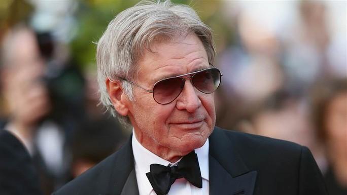 Tuổi 78, tài tử Harrison Ford vẫn mạo hiểm với 'Indiana Jones 5' Ảnh 3