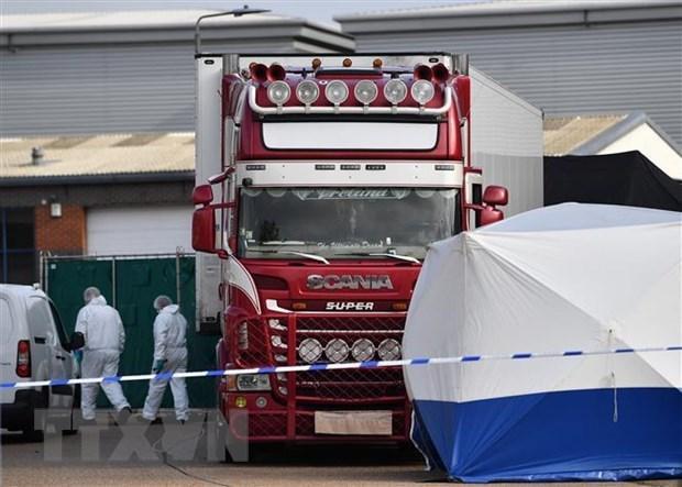 Vụ 39 thi thể người Việt trong xe tải: Bắt giữ thêm 1 công dân Romania Ảnh 1