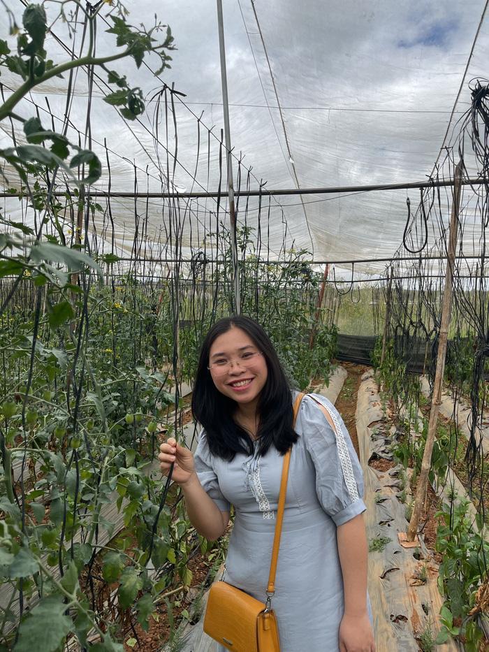 Nữ CEO thành công từ việc phát triển chuỗi giá trị du lịch nông nghiệp Ảnh 3