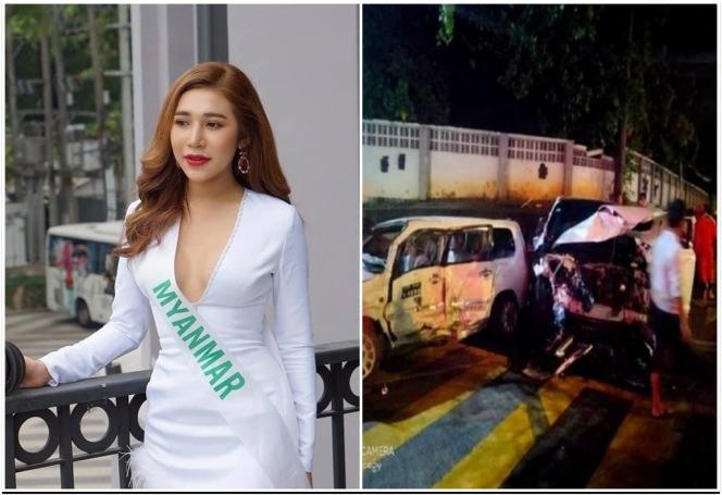 Giới giải trí sững sờ vì sự ra đi đột ngột của Hoa hậu Chuyển giới Myanmar Ảnh 6