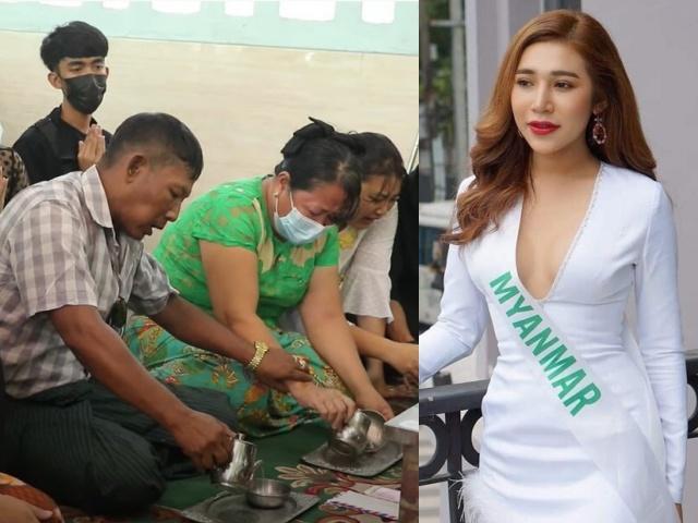 Giới giải trí sững sờ vì sự ra đi đột ngột của Hoa hậu Chuyển giới Myanmar Ảnh 1