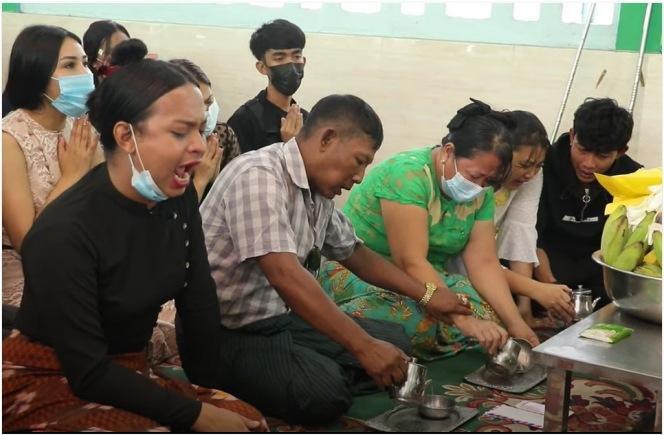 Giới giải trí sững sờ vì sự ra đi đột ngột của Hoa hậu Chuyển giới Myanmar Ảnh 4