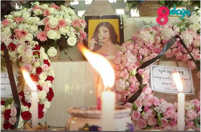 Giới giải trí sững sờ vì sự ra đi đột ngột của Hoa hậu Chuyển giới Myanmar Ảnh 3