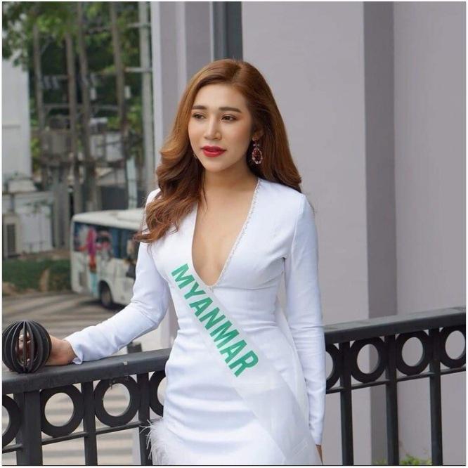 Giới giải trí sững sờ vì sự ra đi đột ngột của Hoa hậu Chuyển giới Myanmar Ảnh 8