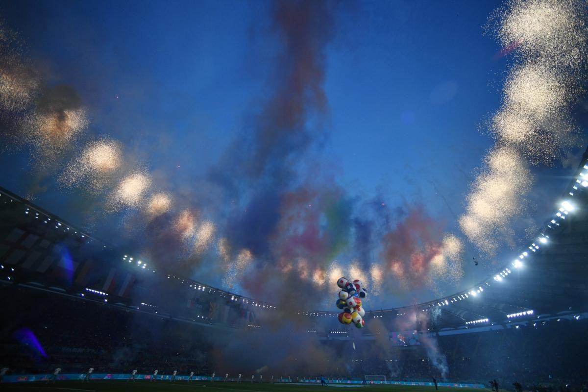 Lễ khai mạc EURO 2021: Đại tiệc âm thanh và ánh sáng Ảnh 5