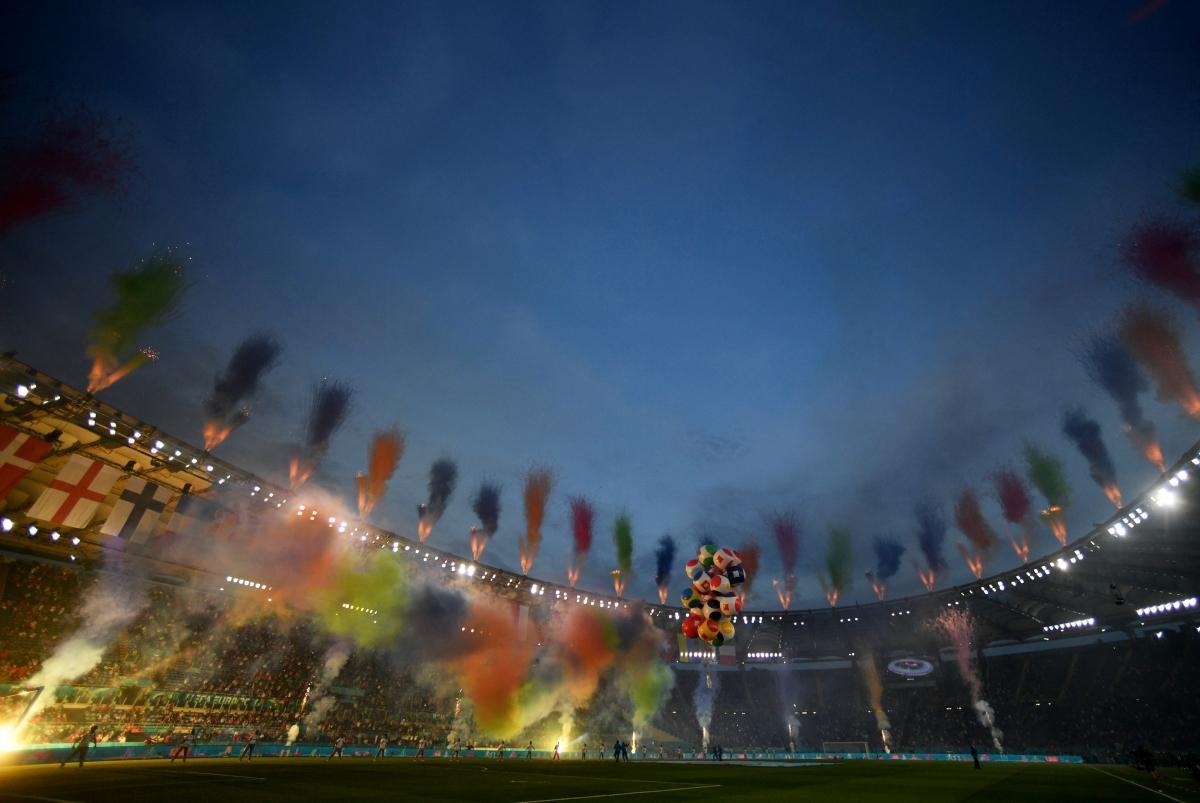 Lễ khai mạc EURO 2021: Đại tiệc âm thanh và ánh sáng Ảnh 10