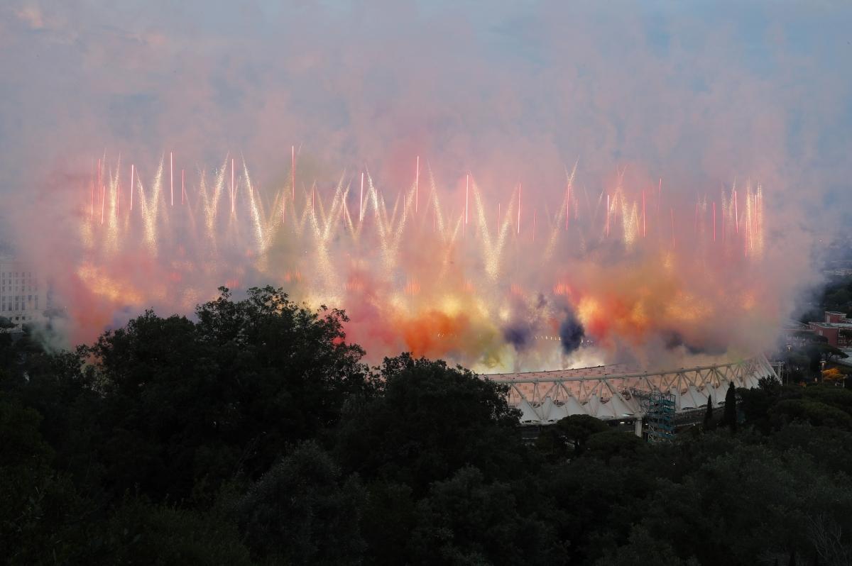 Lễ khai mạc EURO 2021: Đại tiệc âm thanh và ánh sáng Ảnh 9