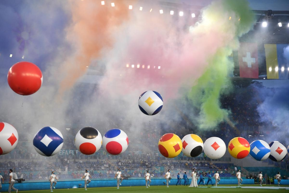 Lễ khai mạc EURO 2021: Đại tiệc âm thanh và ánh sáng Ảnh 7