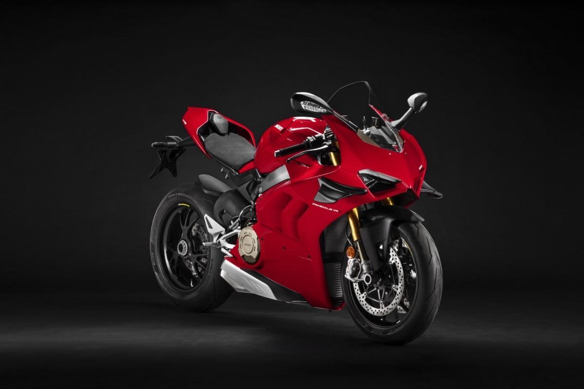 Ducati Panigale V4 lộ diện với mức giá hơn 700 triệu đồng Ảnh 4