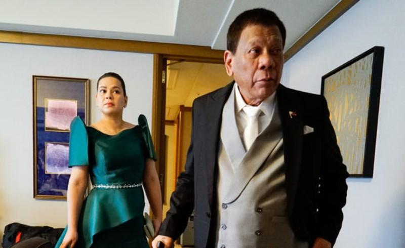 Phủ tổng thống Philippines trấn an về tình hình sức khỏe của ông Duterte Ảnh 1