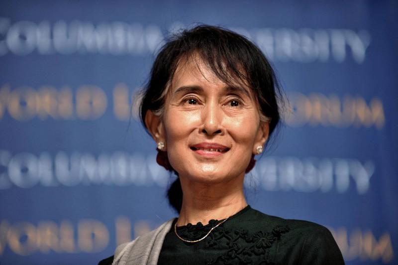 Chính quyền Myanmar mở phiên chất vấn đầu tiên đối với bà Aung San Suu Kyi Ảnh 1